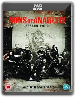 Sons of Anarchy 4ª Temporada torrent